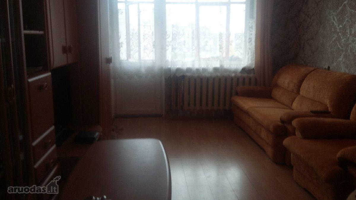 Panevėžio r. sav., Krekenavos mstl., Sporto g., 2 kambarių butas