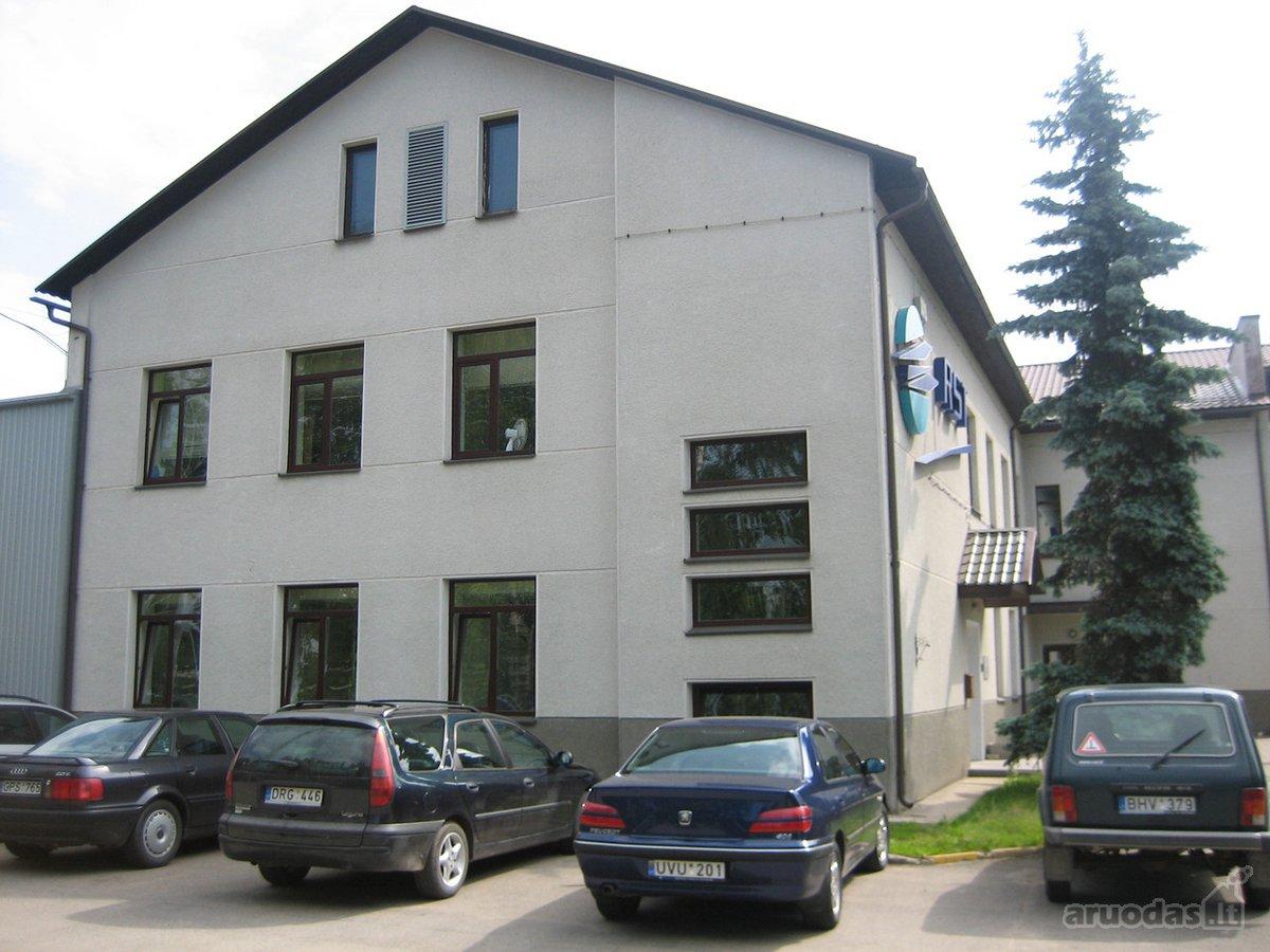 Rokiškio m., Pramonės g., biuro, paslaugų, sandėliavimo, gamybinės, kita paskirties patalpos nuomai
