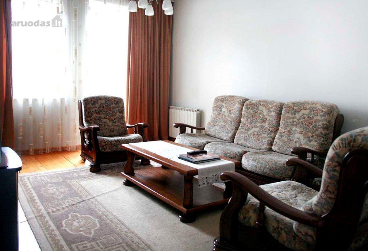 Klaipėda, Centras, Šaulių g., 4 kambarių butas