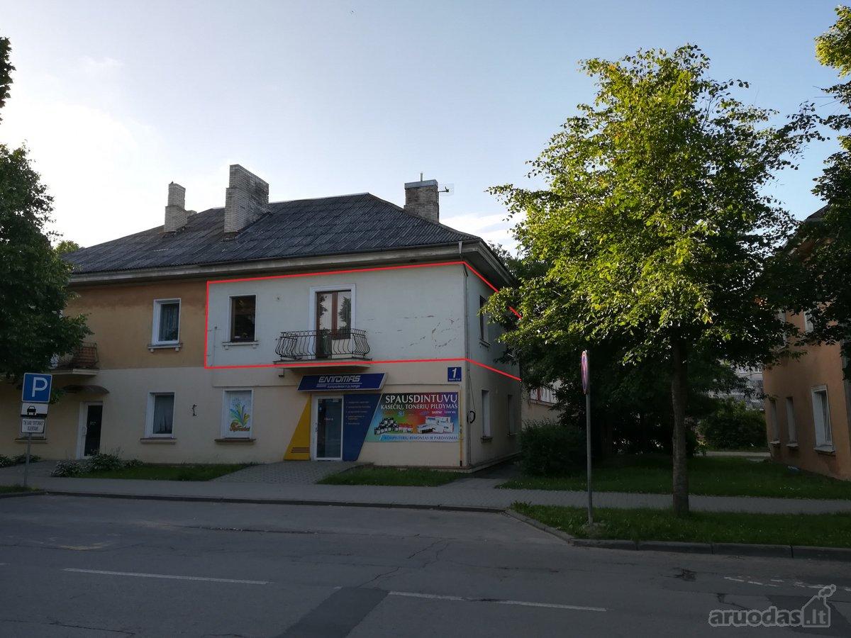 Radviliškio m., Vasario 16-osios g., 3 kambarių butas