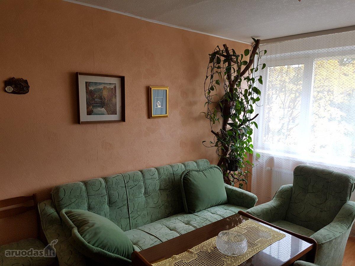 Raseinių m., Dubysos g., 4 kambarių butas