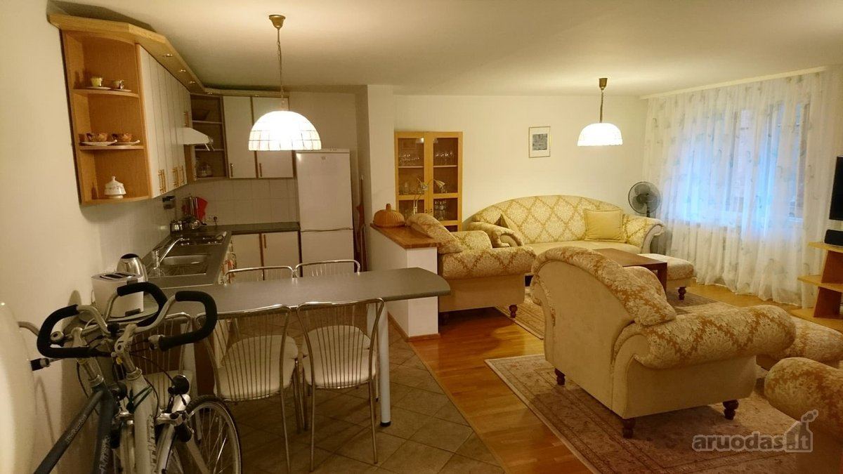 Palanga, Druskininkų g., 4 kambarių butas