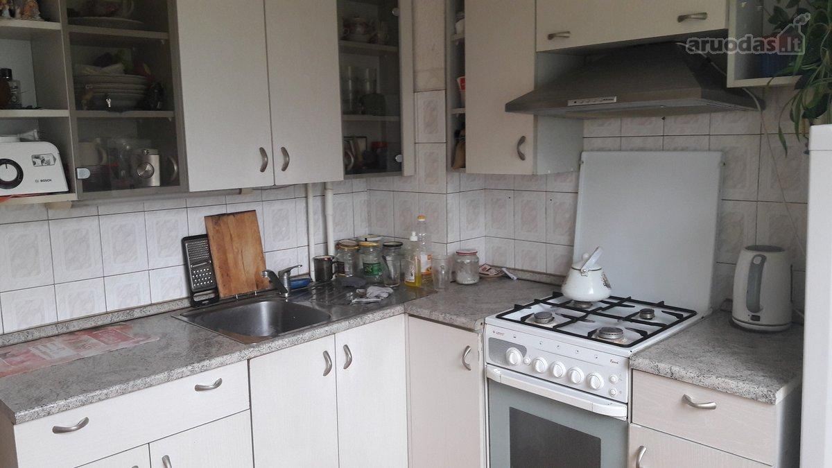 Kauno r. sav., Karmėlavos II k., Vilniaus g., 2 kambarių butas