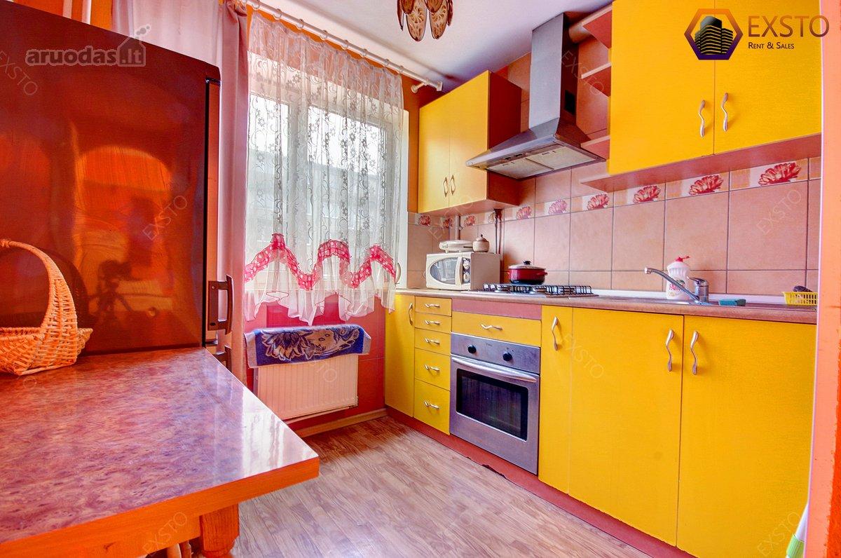 Vilnius, Naujamiestis, S. Konarskio g., 2 kambarių butas