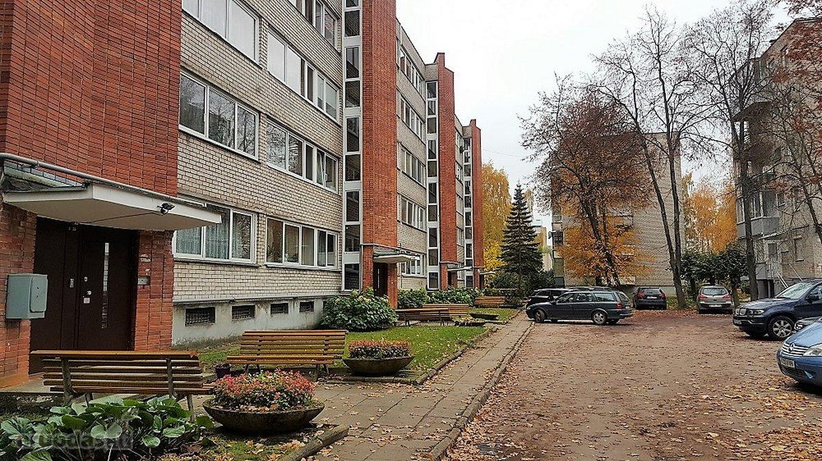 Kaunas, Dainava, Birželio 23-iosios g., 4 kambarių butas