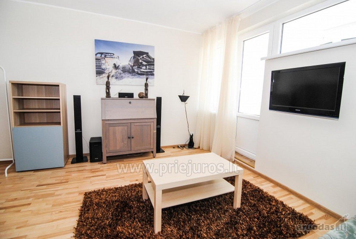 Palanga, Šventoji, Mokyklos g., 2 kambarių butas