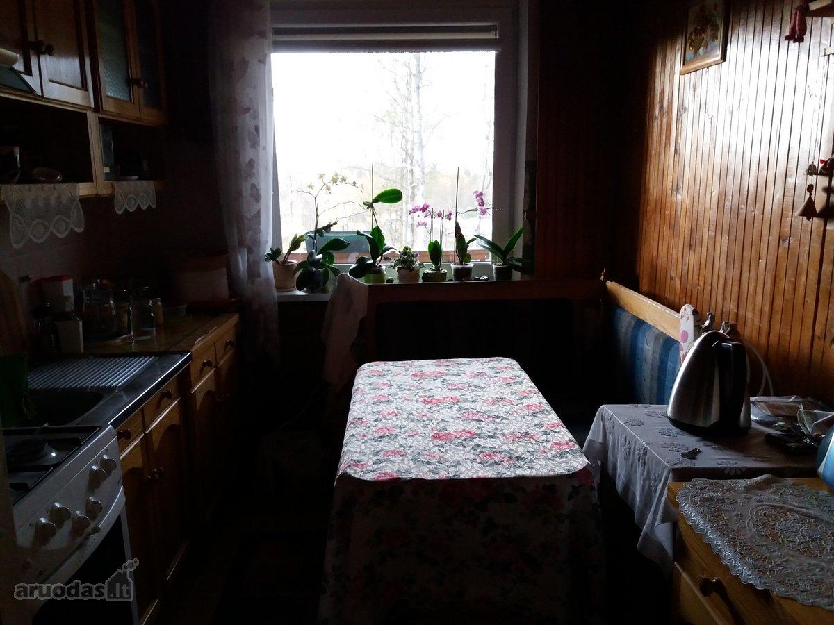 Kaišiadorių r. sav., Pravieniškių k., Pravieniškių g., 1 kambario butas