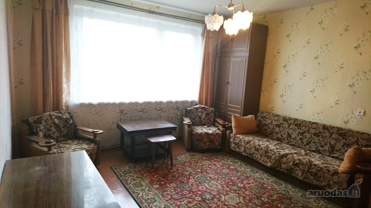 Vilnius, Karoliniškės, Algimanto Petro Kavoliuko g., 1 kambario butas