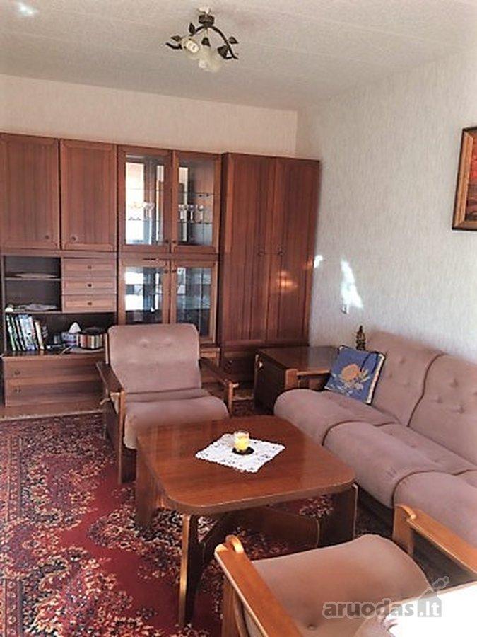 Jurbarko m., Dariaus ir Girėno g., 2 kambarių butas