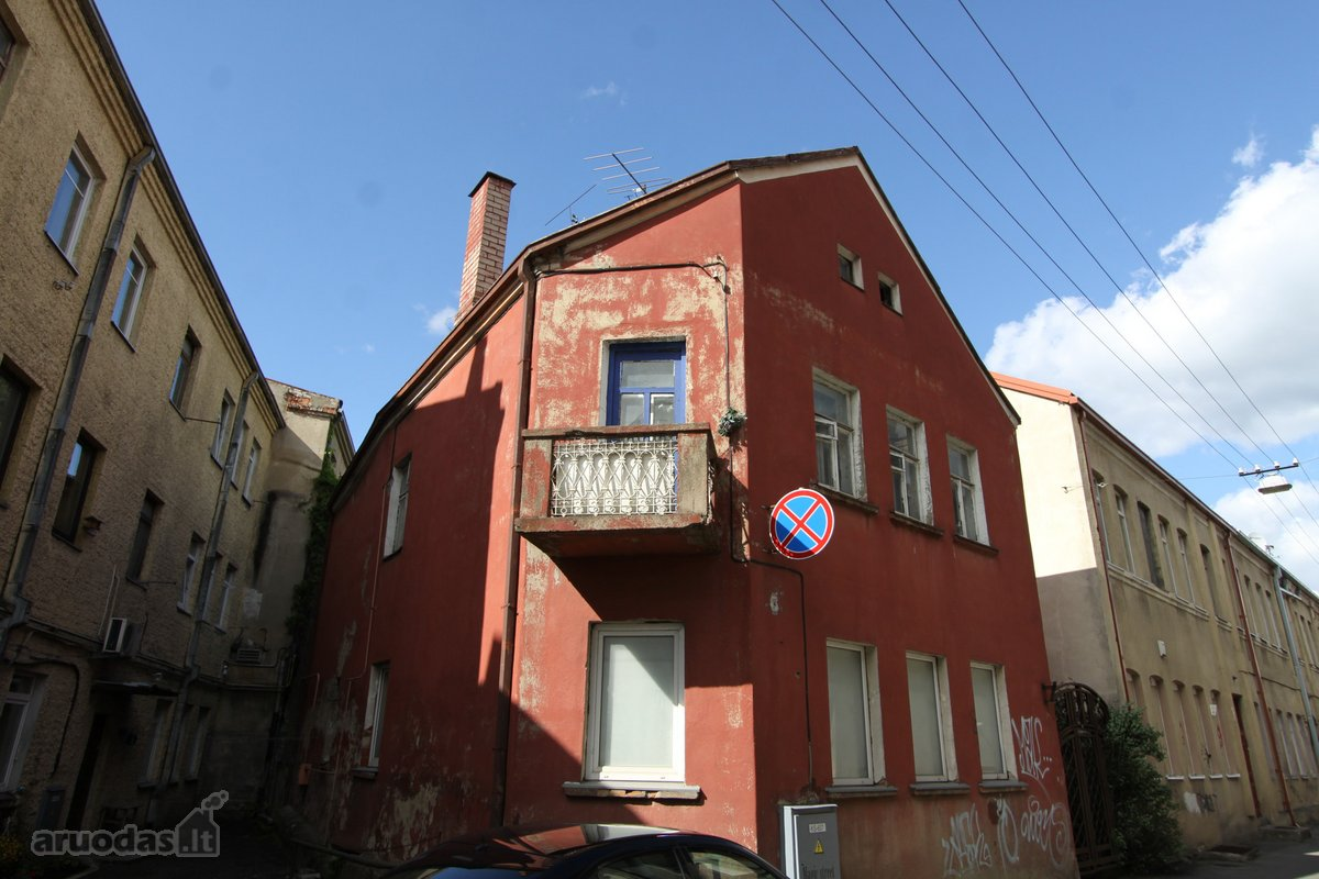Kaunas, Senamiestis, Kurpių g., 5 kambarių butas