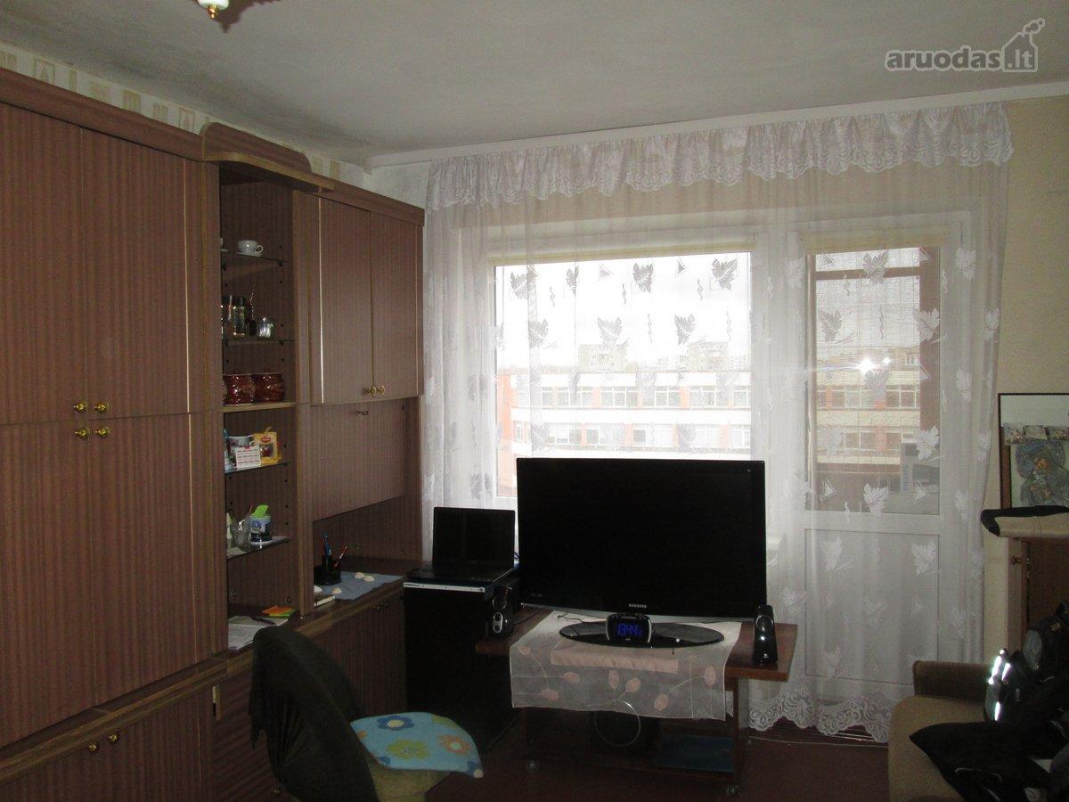 Elektrėnų m., Pergalės g., 1 kambario butas