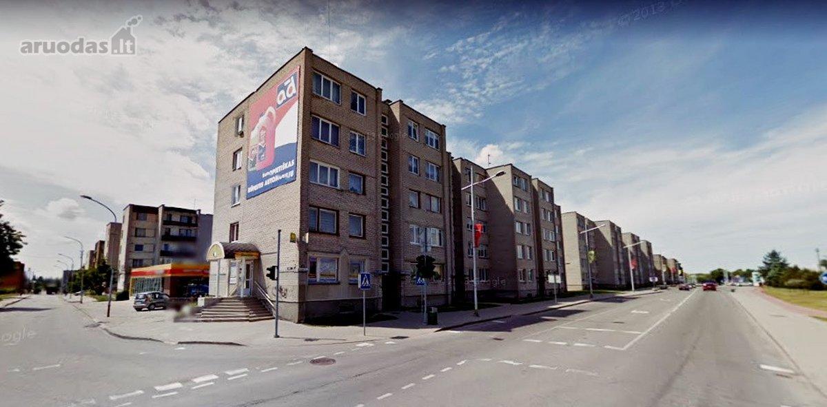 Klaipėdos r. sav., Gargždų m., Klaipėdos g., 1 kambario butas
