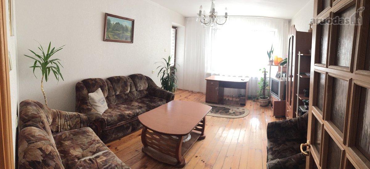 Raseinių m., Ateities g., 3 kambarių butas