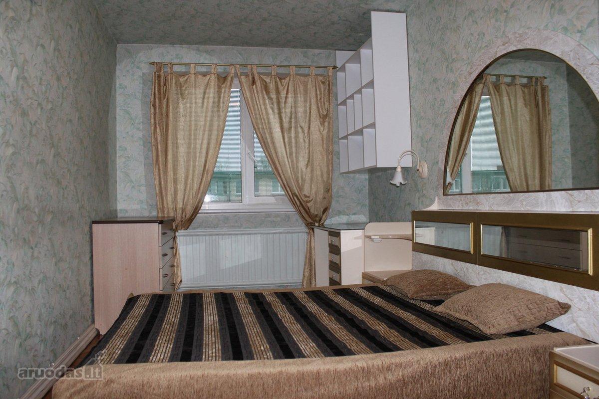 Šiauliai, Centras, P. Cvirkos g., 2 kambarių buto nuoma