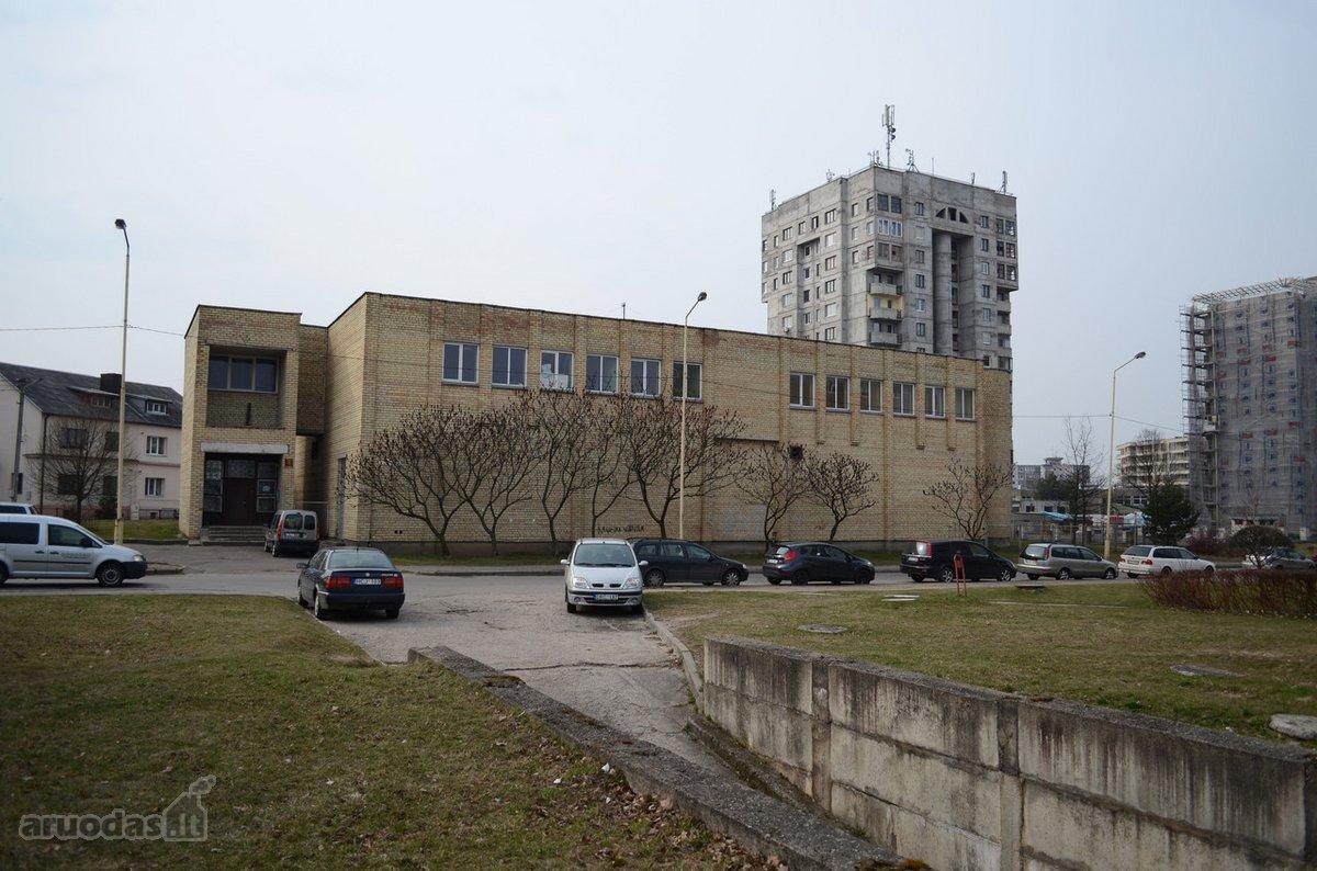 Kaunas, Eiguliai, Ukmergės g., biuro, prekybinės, paslaugų, sandėliavimo, kita paskirties patalpos nuomai
