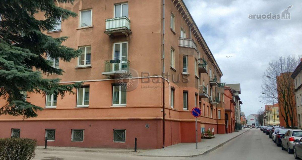 Klaipėda, Centras, Šaulių g., 3 kambarių butas