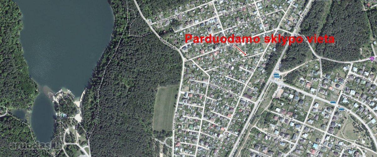 Vilnius, Balsiai, namų valdos paskirties sklypas