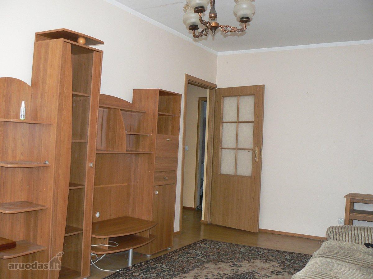 Lazdijų m., J. Janonio g., 2 kambarių butas