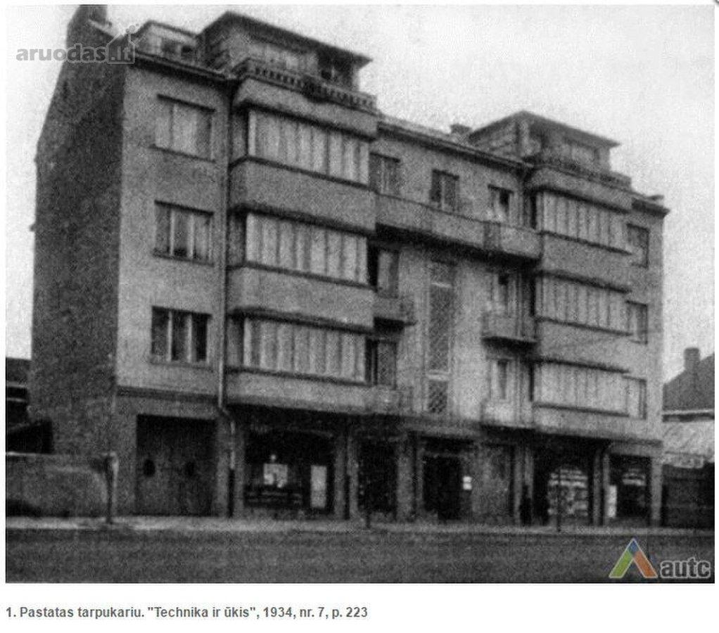Kaunas, Centras, Vytauto pr., 5 kambarių butas