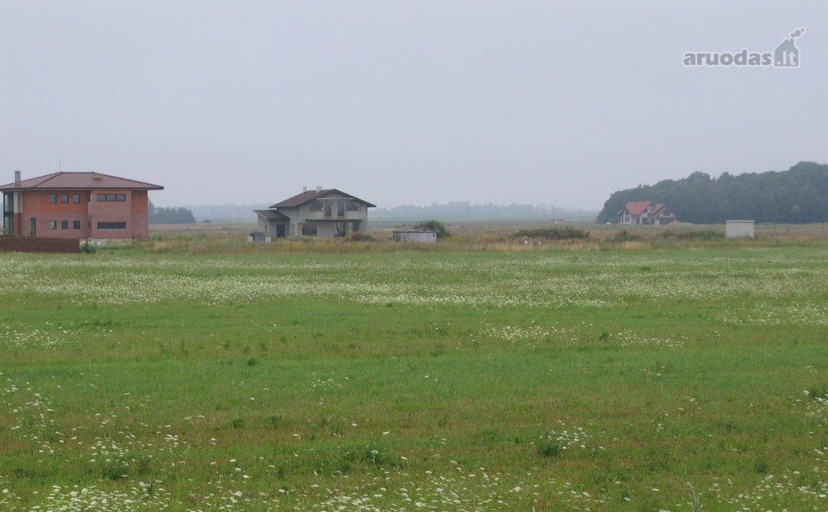 Klaipėdos r. sav., Dargužių k., namų valdos, kitos paskirties sklypas