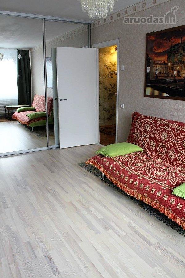 Vilnius, Naujamiestis, S. Konarskio g., 4 kambarių butas