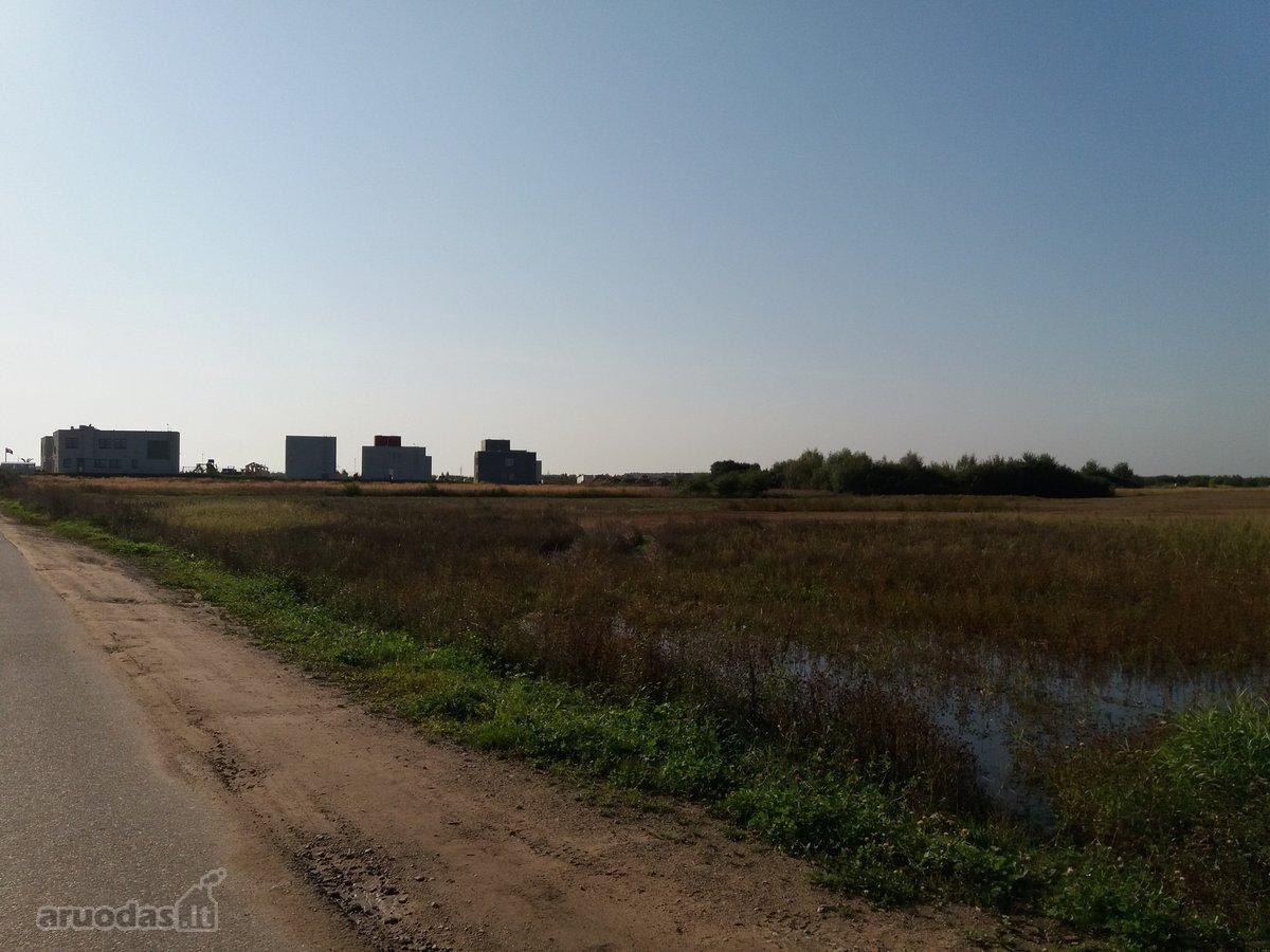 Kauno r. sav., Vijūkų k., Rasos g., žemės ūkio paskirties sklypas