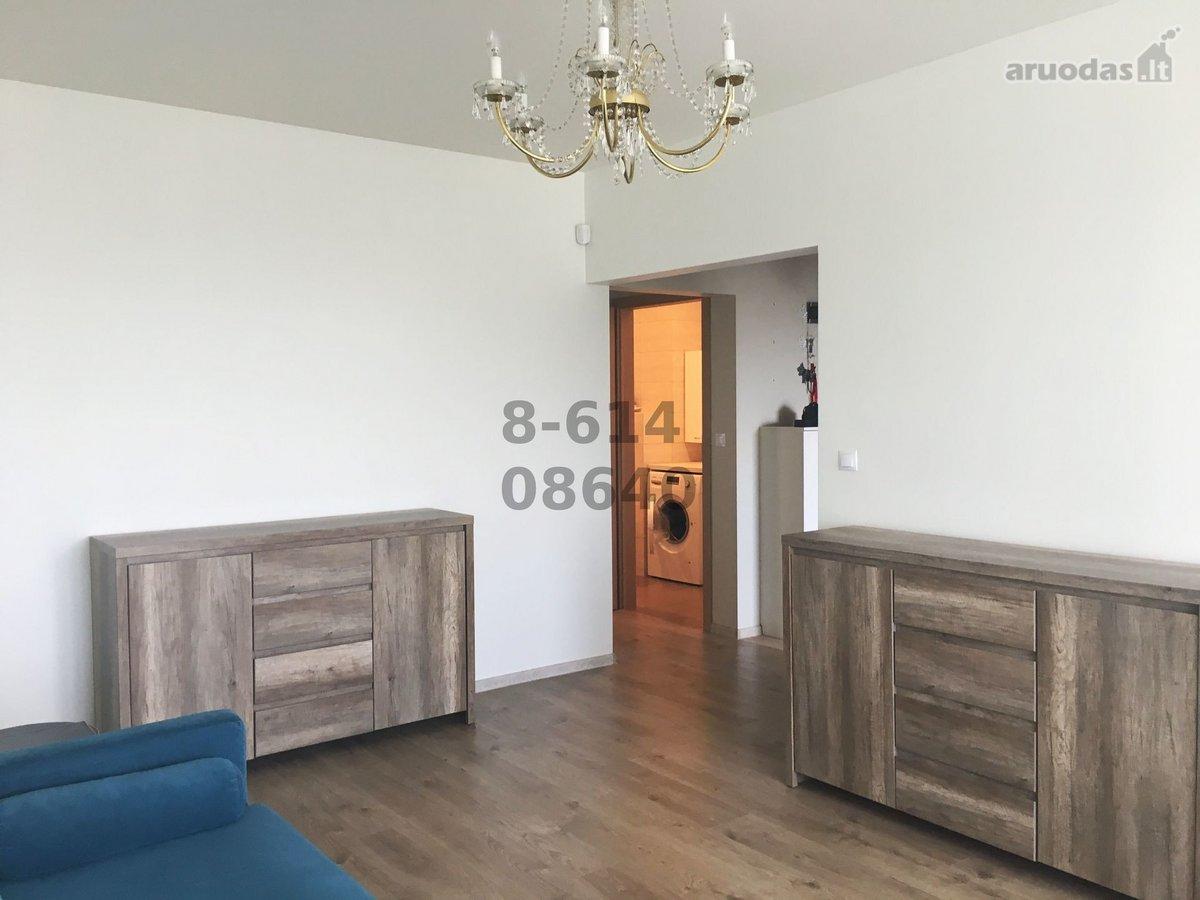 Kaunas, Eiguliai, Savanorių pr., 4 kambarių butas
