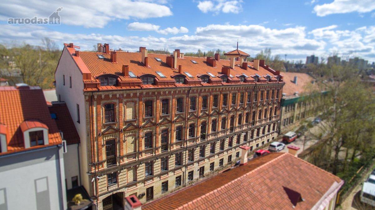 Vilnius, Senamiestis, A. Strazdelio g., 3 kambarių butas