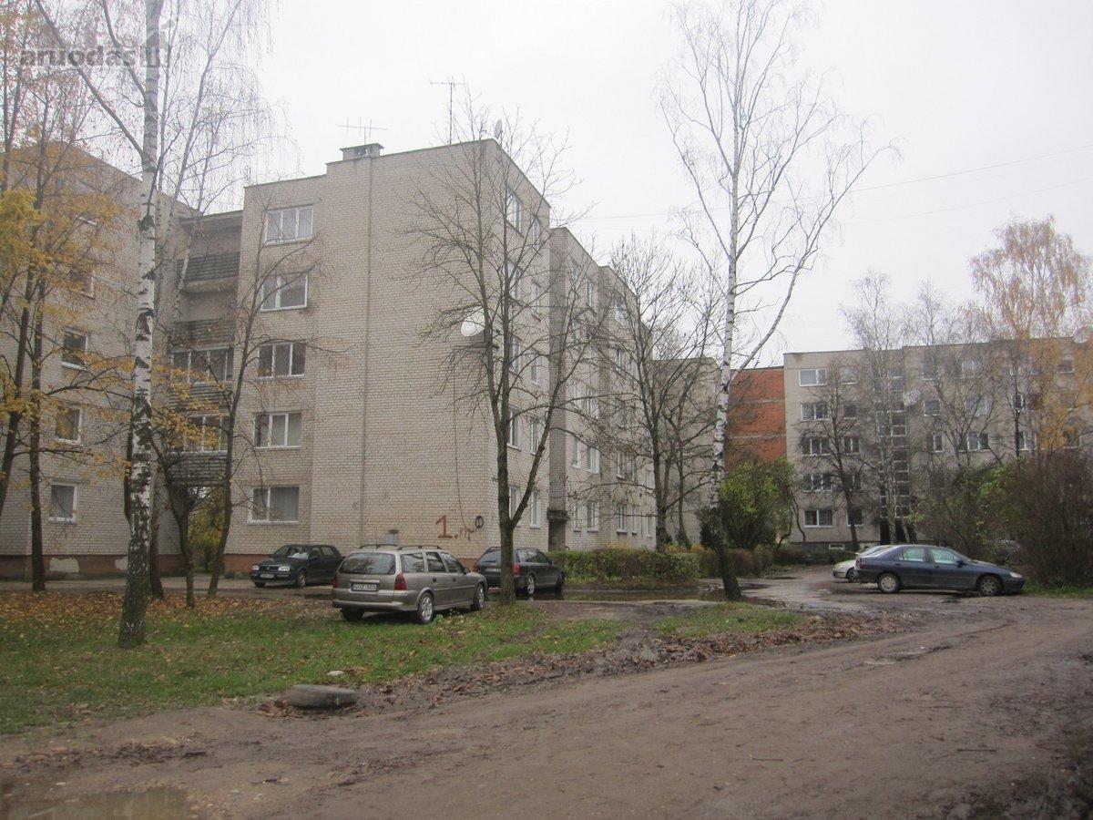 Kaunas, Aukštieji Šančiai, Alsėdžių g., 1 kambario butas