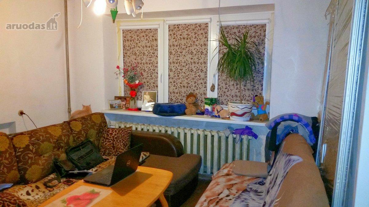 Vilnius, Antakalnis, Klinikų g., 1 kambario butas
