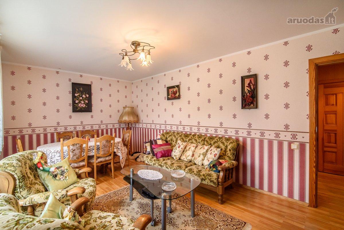 Vilniaus r. sav., Kalviškių k., Šilo g., 2 kambarių butas