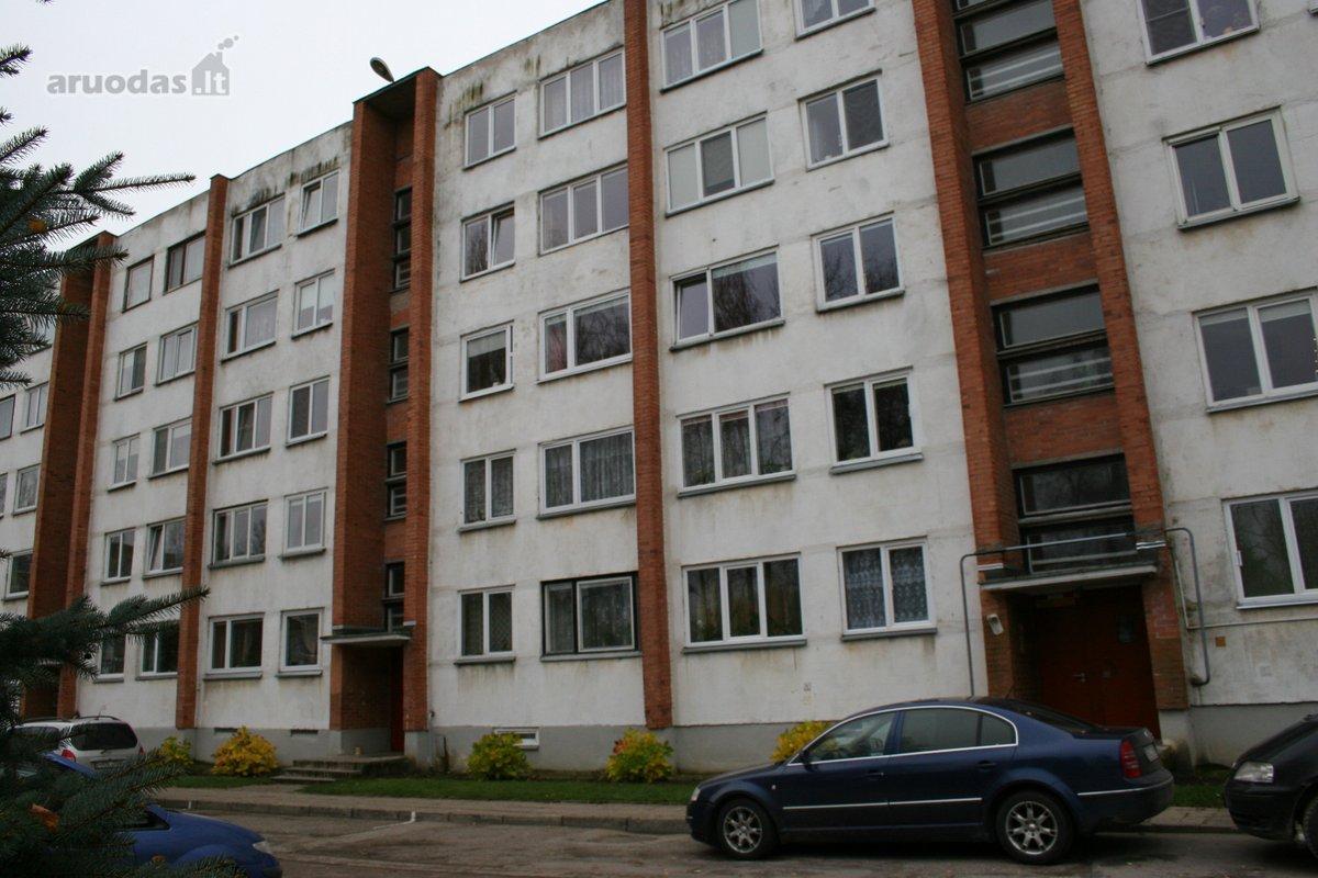 Alytus, Putinai, Lauko g., 2 kambarių butas