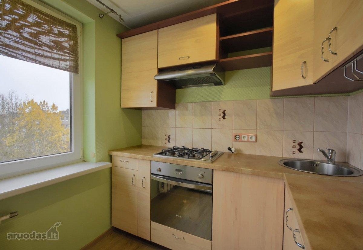 Kaunas, Aukštieji Šančiai, Verkių g., 2 kambarių butas