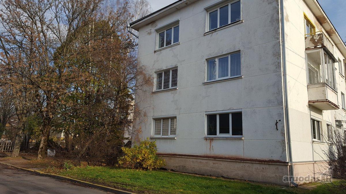 Vilnius, Žvėrynas, S. Moniuškos g., 2 kambarių butas