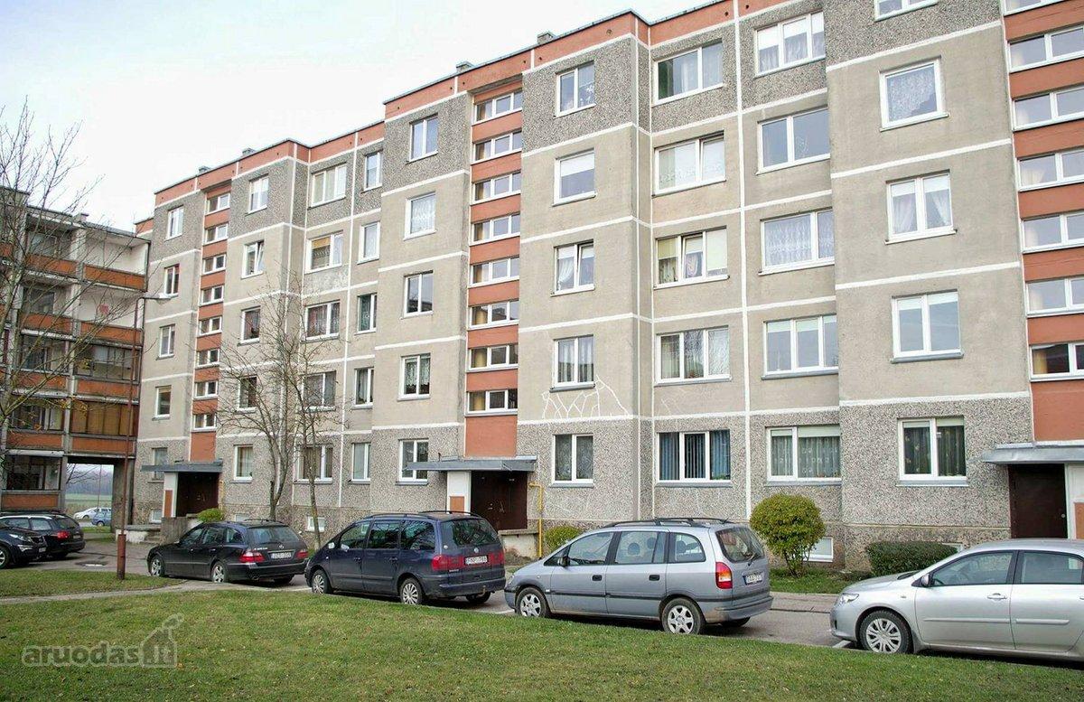 Šiauliai, Dainiai, Architektų g., 1 kambario butas