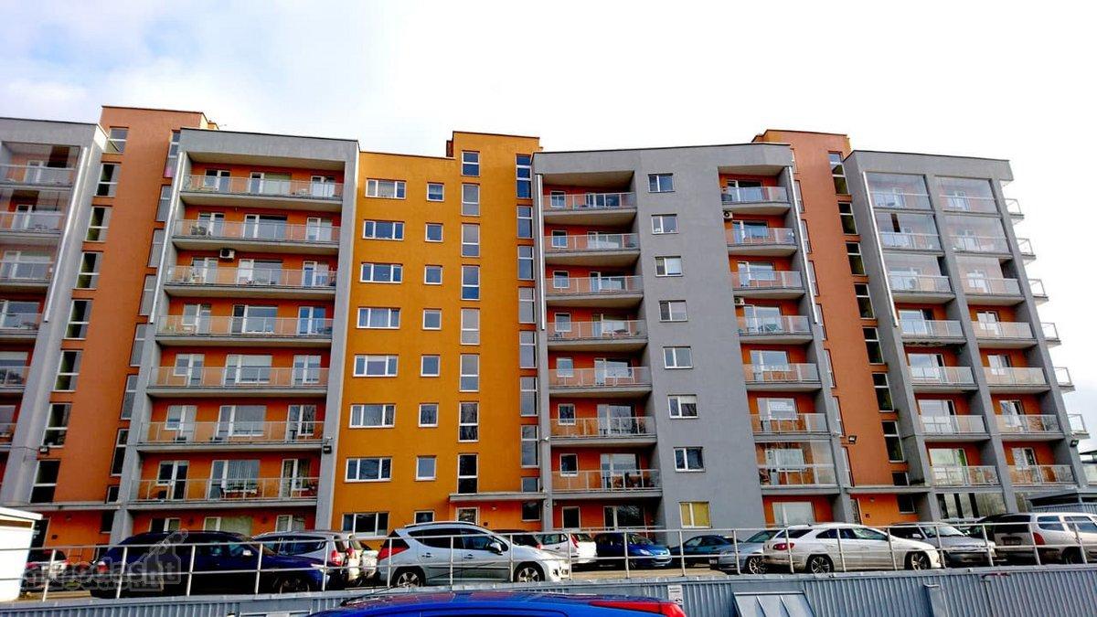 Kaunas, Aukštieji Šančiai, Ašmenos 1-oji g., 2 kambarių butas