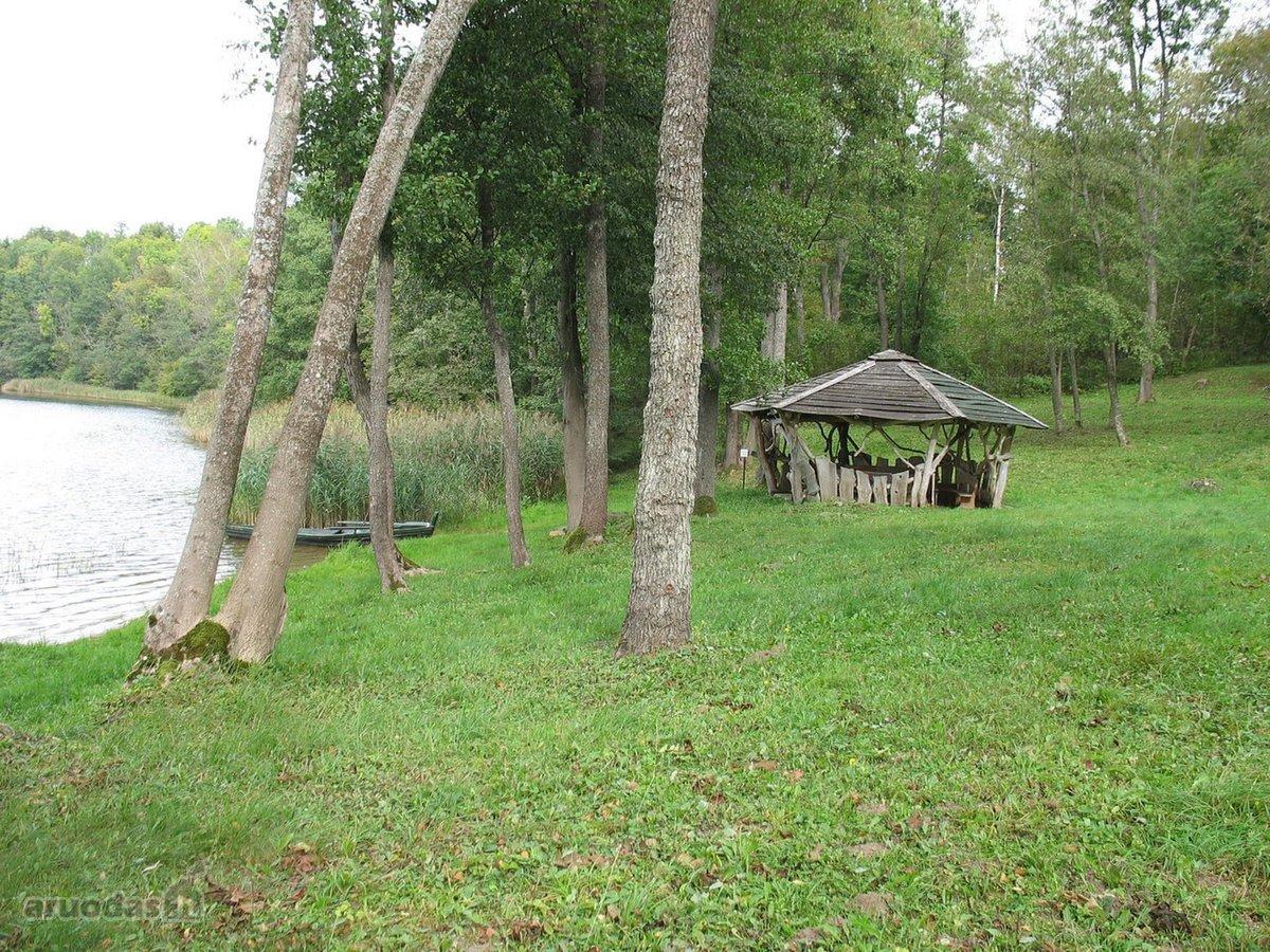 Zarasų r. sav., Duburaičio II k., medinė sodyba