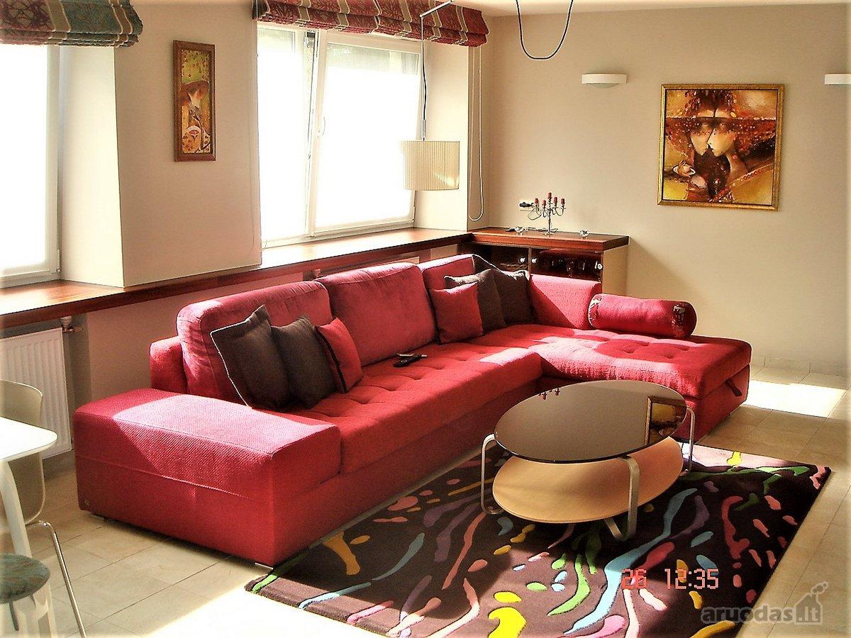 Neringos m., Taikos g., 2 kambarių butas