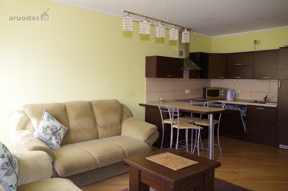 Kaunas, Žaliakalnis, Dzūkų g., 2 kambarių butas