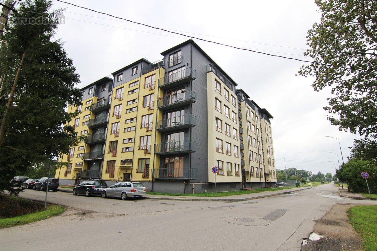 Šiauliai, Žaliūkiai, Žaliūkių g., 2 kambarių butas