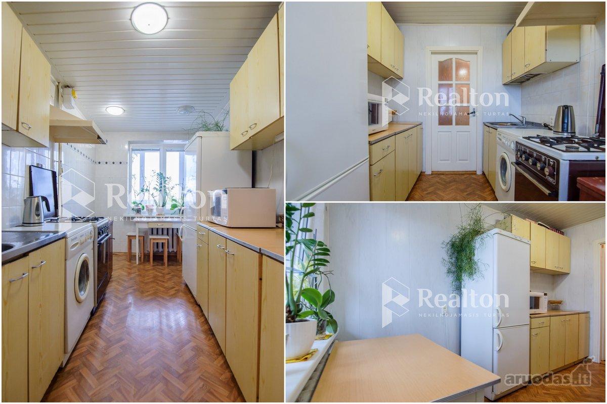 Širvintų m., Upelio g., 3 kambarių butas