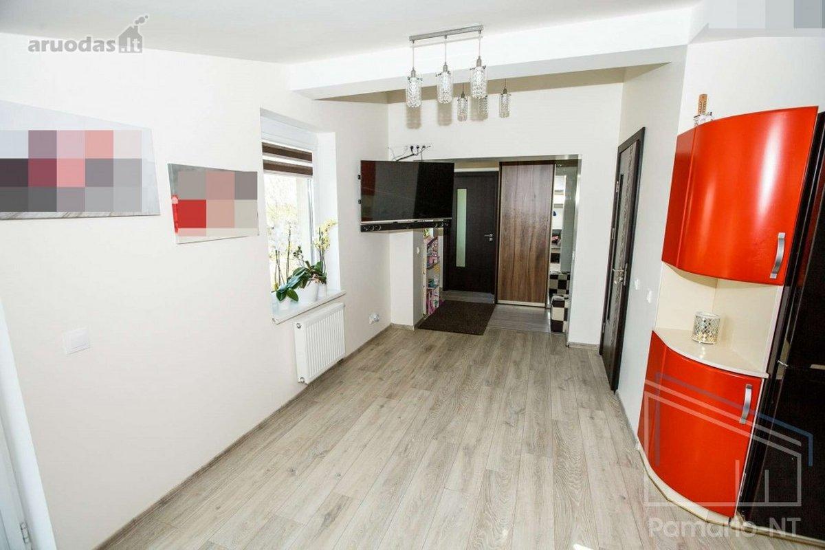 Klaipėdos r. sav., Priekulės m., Turgaus g., 2 kambarių butas