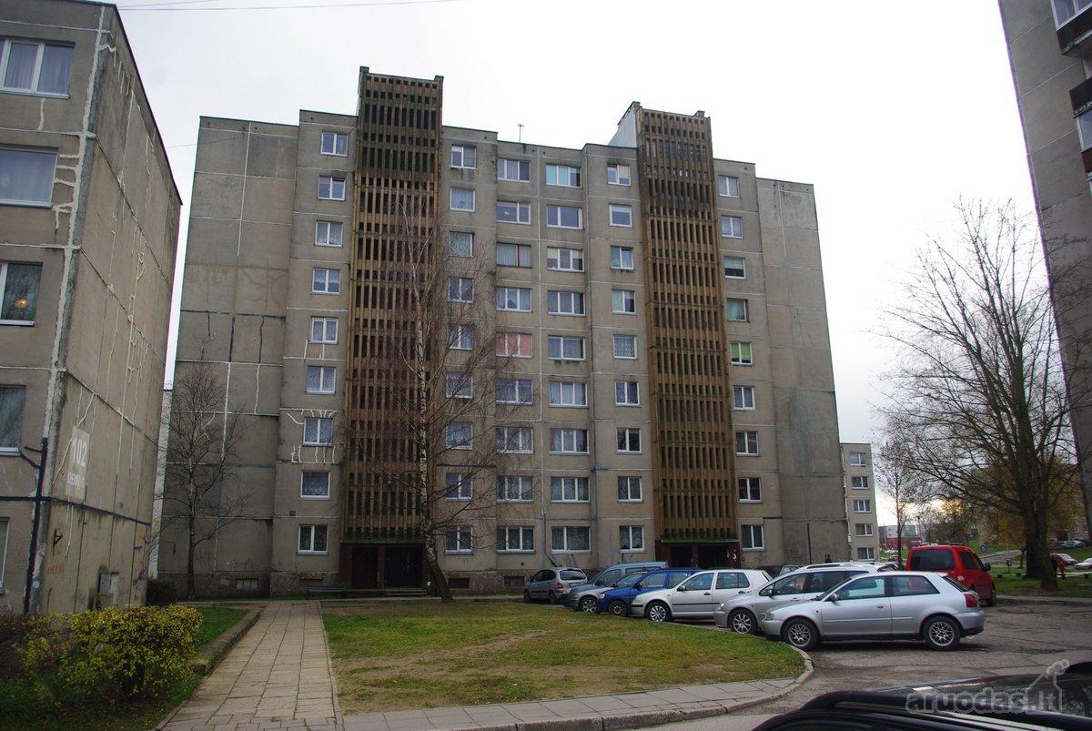 Jonavos m., Chemikų g., 2 kambarių butas