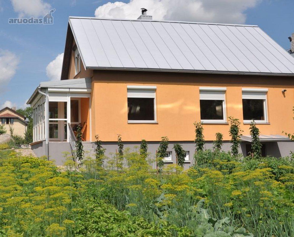 Vilniaus r. sav., Bukiškio k., mūrinis namas nuomai