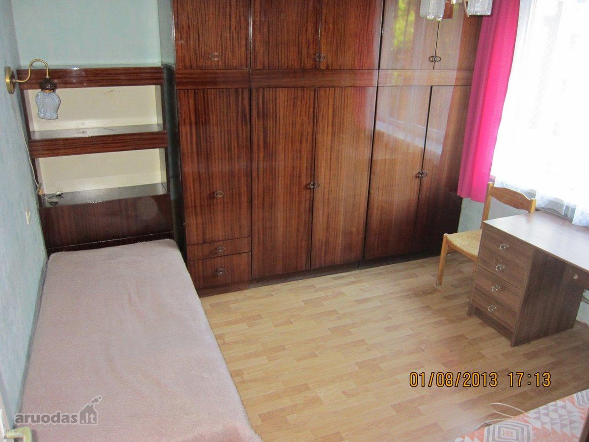 Kaunas, Kalniečiai, Šiaurės pr., kambario nuoma 2 kambarių bute