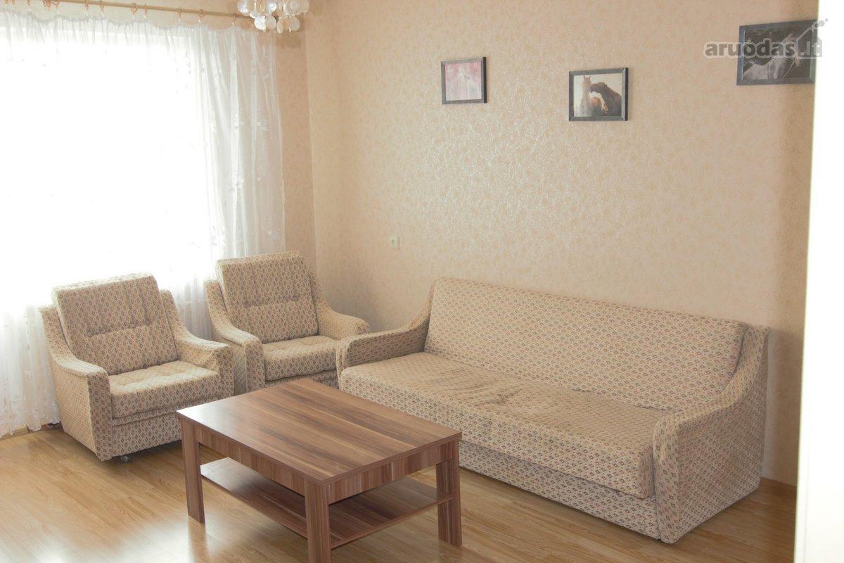 Radviliškio m., Žalioji g., 2 kambarių butas