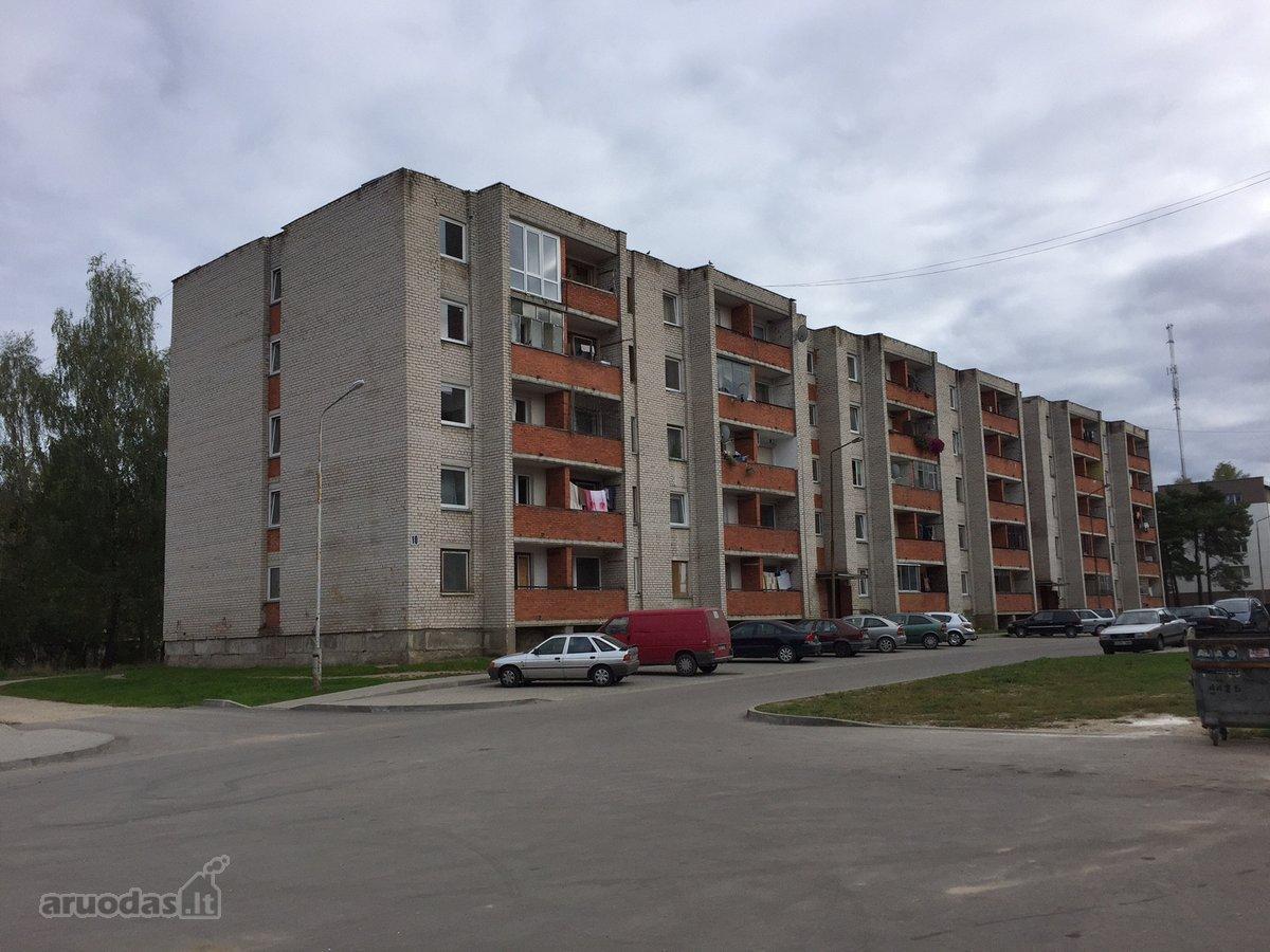 Jonavos r. sav., Ruklos mstl., Ruklio g., 1 kambario butas
