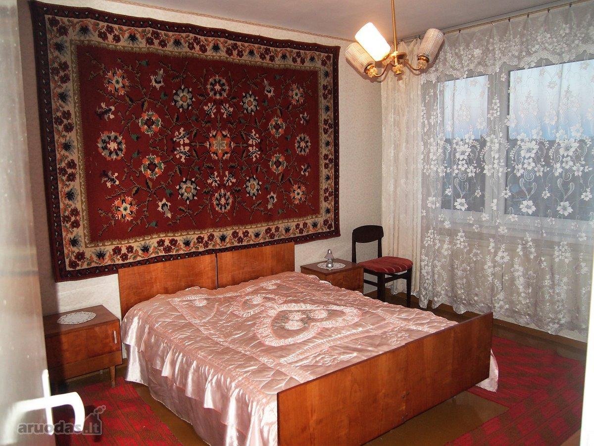 Šiauliai, Dainiai, Architektų g., 2 kambarių butas