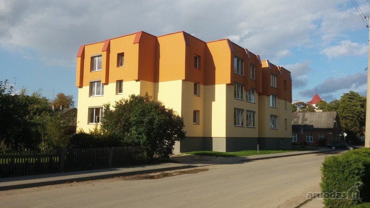 Joniškio r. sav., Žagarės m., Miesto a., 2 kambarių butas