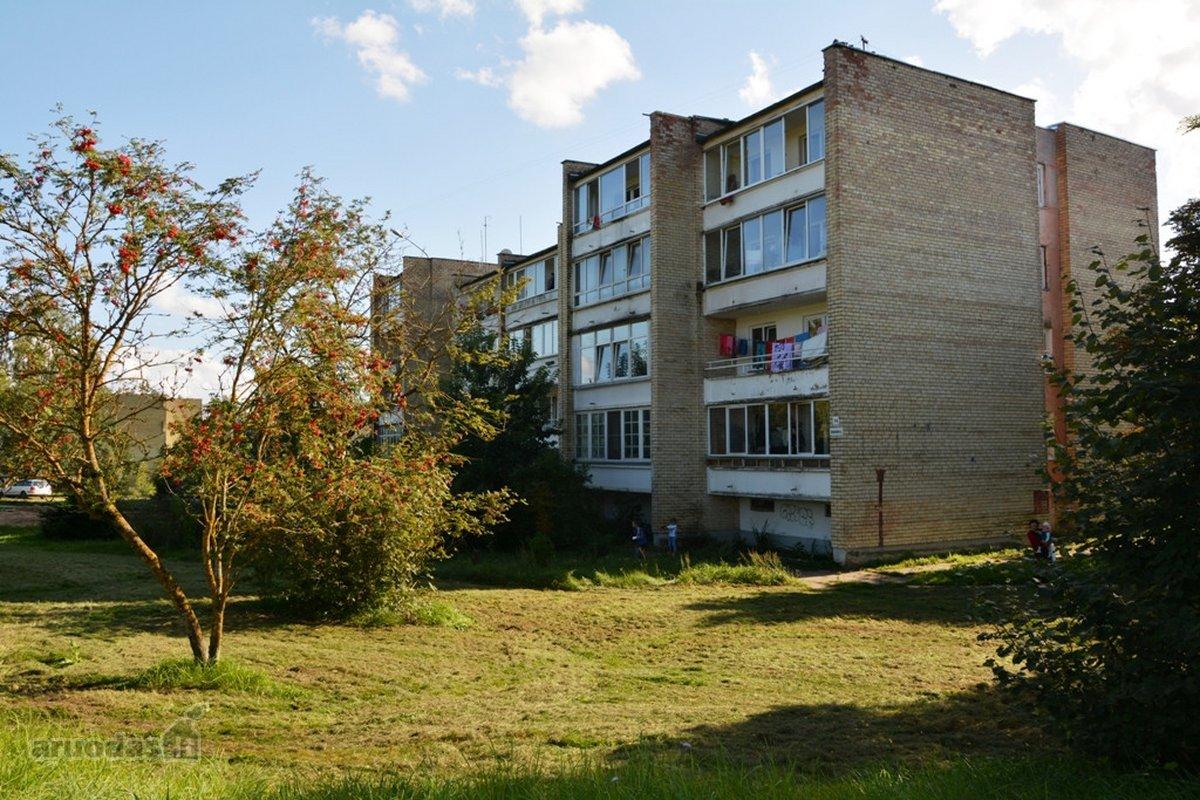 Vilniaus r. sav., Vaidotų k., Statybininkų g., 1 kambario butas